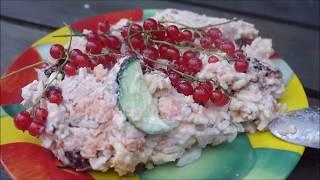 Мой прекрасный сад. День Здоровья. Полезная еда для меня и моей гортензии. Новый рецепт от Милы.