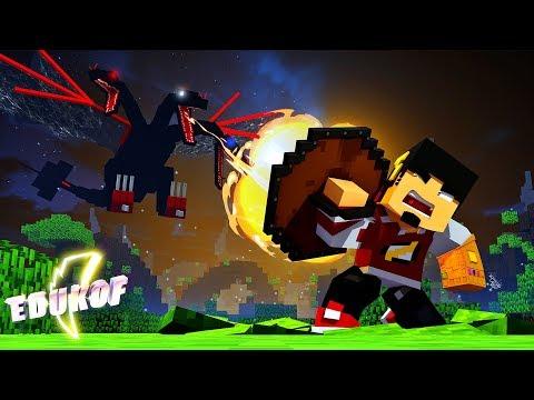 Minecraft Saphira: THANOS vs THE QUEEN Ep18 ‹ EduKof Games ›