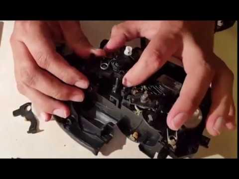 DIY rear door lock actuator repair