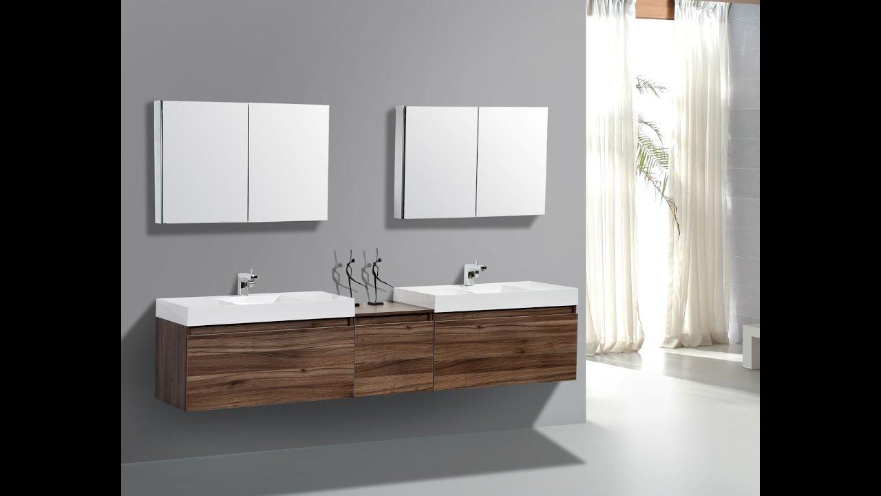 san francisco cf77e 6a2a8 Hanging Bathroom Vanity