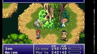 Let's Play Chrono Trigger Part 18   The Nu! Tech Point Farming!