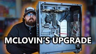 Upgrading McLovin's Old PC