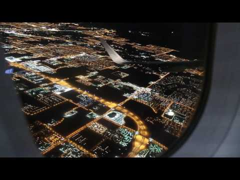 American Airlines (AA73): Las Vegas, NV To Los Angeles, CA (720p) (1/3)