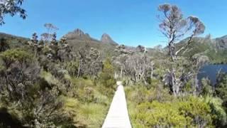 Tasmanien - Cradle Mountain Nationalpark | Virtual Reality (VR) / 360°-Video