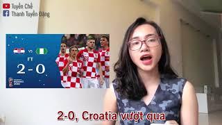 [Tuyền chế #43] NHẠC CHẾ VÒNG BẢNG WORLD CUP 2018 - KIẾP ĐỎ ĐEN CHẾ