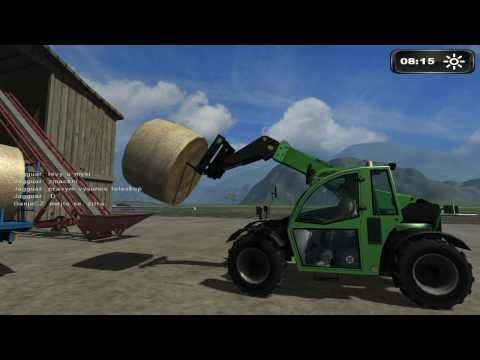 Thumbnail: Landwirtschafts Simulator 2011 Multiplayer Fun
