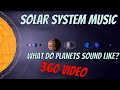 SOUND OF PLANETS IN 360