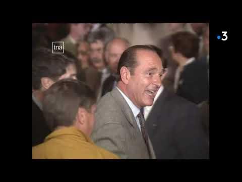 Mort de Jacques Chirac : sa rétrospective en Centre-Val de Loire