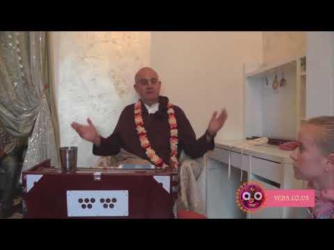 Шримад Бхагаватам 1.2.16 - Прабхавишну прабху