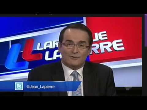 Jean Lapierre | Analyse par Christine Gagnon