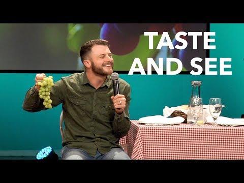 Taste And See | Pastor Daniel Gray