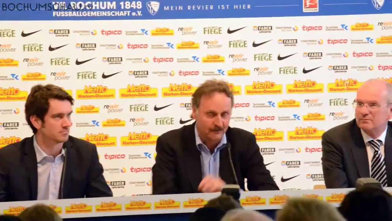 Neuer Trainer Vfl Bochum