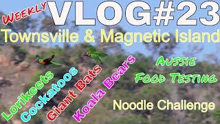 AUSTRALIA \\ TOWNSVILLE & MAGNETIC ISLAND // VLOG#23