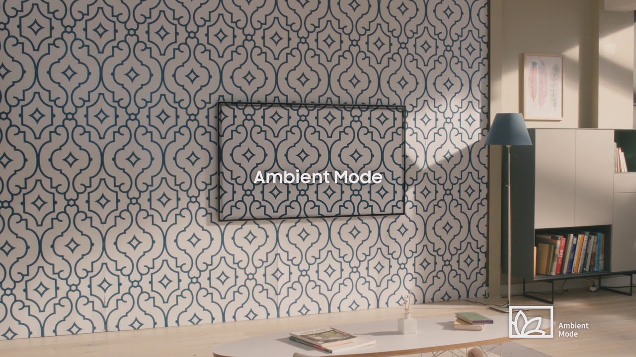 Wat is de Ambient Mode? - Coolblue - Voor 23 59u, morgen in huis