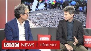 Khủng hoảng Hong Kong và sức ép cho Trung Quốc - BBC News Tiếng Việt