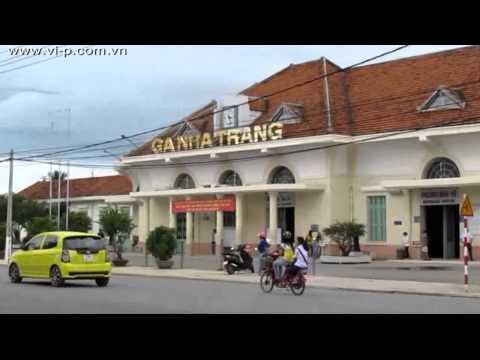 Nha Trang - Nhà ga xe lửa