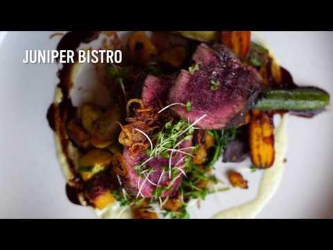 Taste for Adventure  The Juniper Bistro