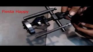 Cara Ganti Bearing CVT dengan Bearing Puller di XEON GT125