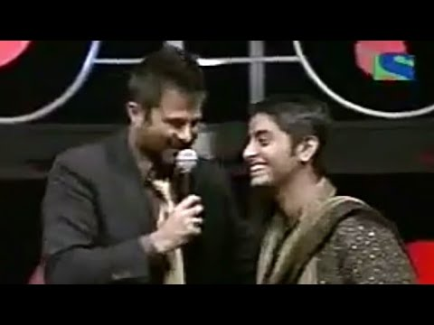 National day special 🇮🇳 Arijit singh live with anil kapoor | Vande mataram