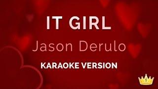 Jason Derulo - It Girl (Karaoke Version)