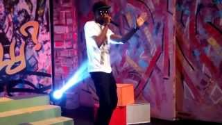 "Temisan performs unreleased single ""Lekki"" on #LikeSeriously"