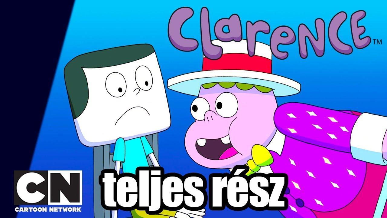 Clarence | Jeff nyer (teljes rész) | Cartoon Network