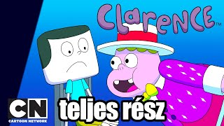 Clarence | Jeff nyer (teljes rész) | Cartoon Network