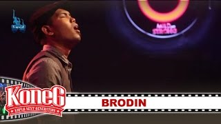 BRODIN -  KU TAK BISA [Slank Dangdut Version Cover] [KONEG JOGJA - Liquid Cafe]