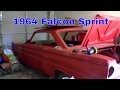 1964 Ford Falcon Sprint Restoration Project.