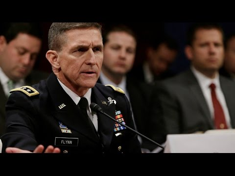Meet General Flynn: Why the tough-talking general riles the media