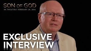 "Son of God | Geoff Tunnicliffe ""The Last Supper"" Exclusive Interview 