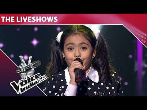 Shekinah Mukhiya Performs On Eena Meena Deeka | The Voice India Kids | Episode 28