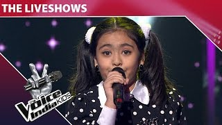 Shekinah Mukhiya Performs on Eena Meena Deeka | The Voice India Kids | Episode 28