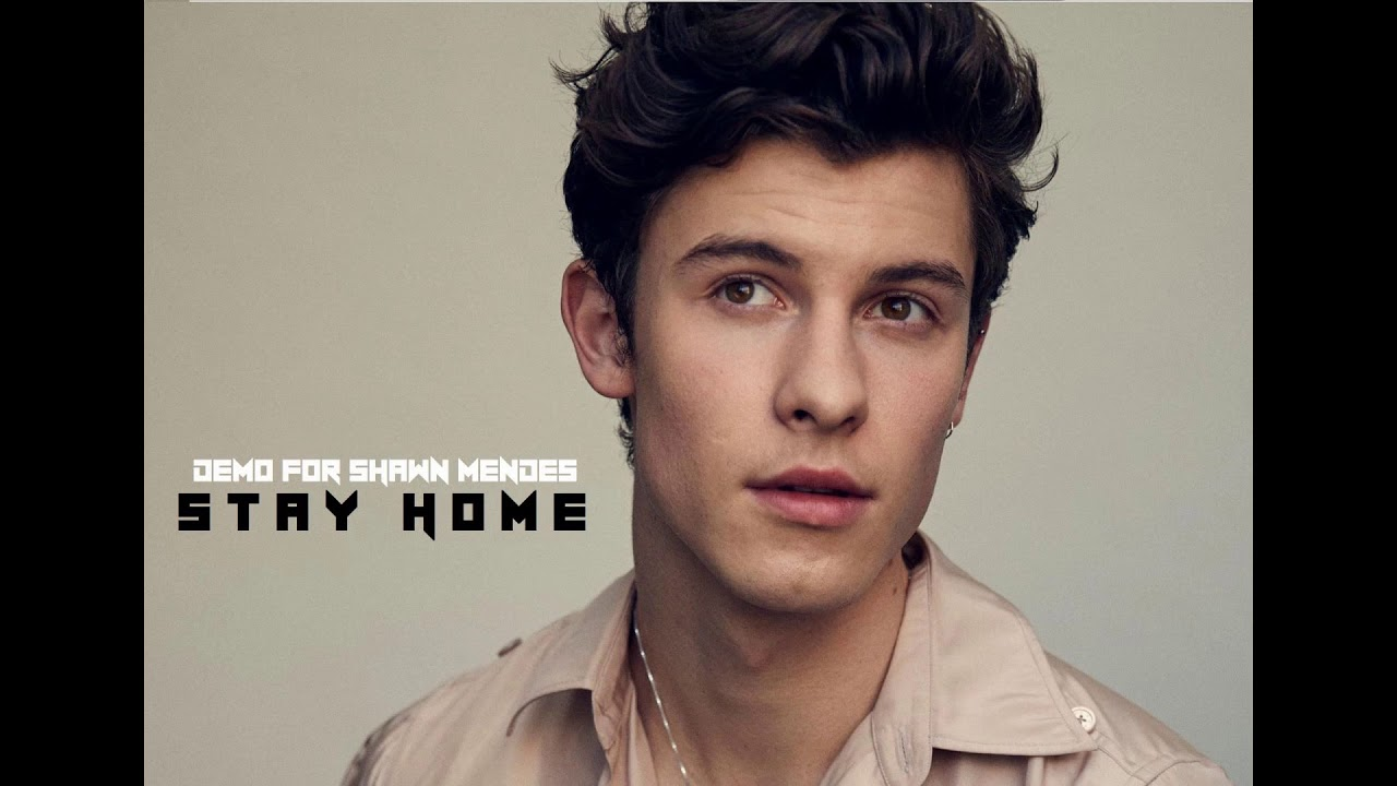 Stay Home (Demo for Shawn Mendes)