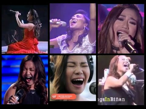 PHILIPPINES - The LAND Of GREATEST SINGERS & BELTERS In The World !!!