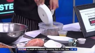 Chef From Ruth's Chris Makes Sweet Potato Casserole
