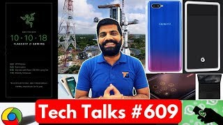 Tech Talks #609 - Razer Phone 2, Xiaomi iPhone Xr, Mi A2 Open Sale, Whatsapp Updates, Surface Laptop