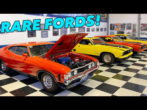 HUGE Ford Collection of RARE & Unique Builds!