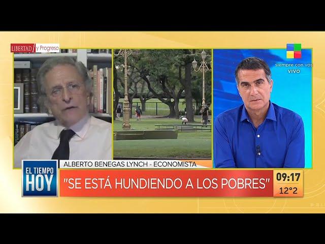 Participación de Alberto Benegas Lynch (h) en