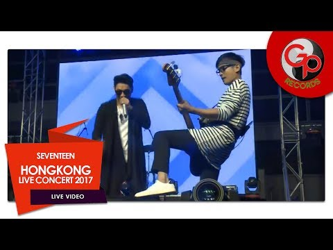 SEVENTEEN HONGKONG LIVE CONCERT 2017 | Sayang (Cover)