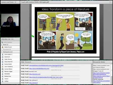 Teaching with Comics