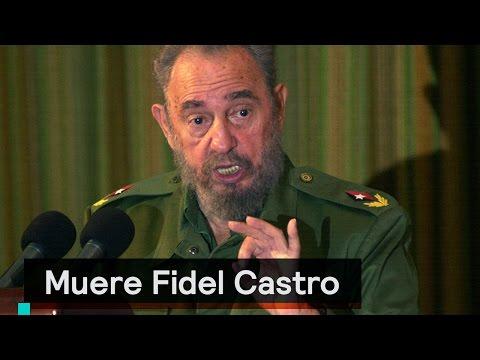 Última Hora: Muere Fidel Castro