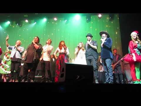 We Wish You A Merry Christmas  Finale Carols In The City 2017
