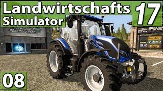 LS17 ► VALTRA und die SCHWEINE ► #8 Landwirtschafts Simulator 17 | LS 17