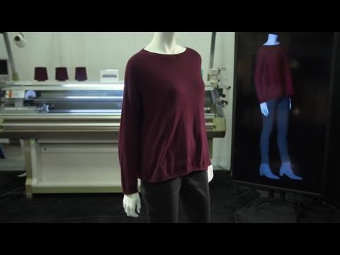 3-D Printed Clothing Coming to a Store Near You?