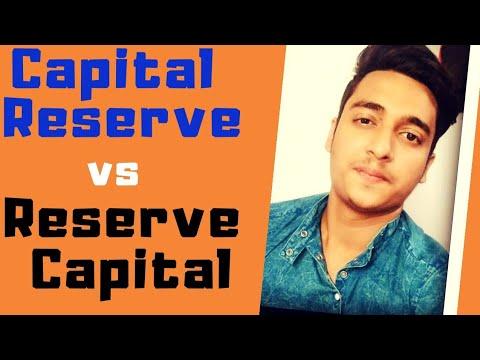 Capital Reserve Vs