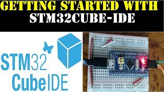 Getting started with STM32CUBE IDE || LED blink || F103C8