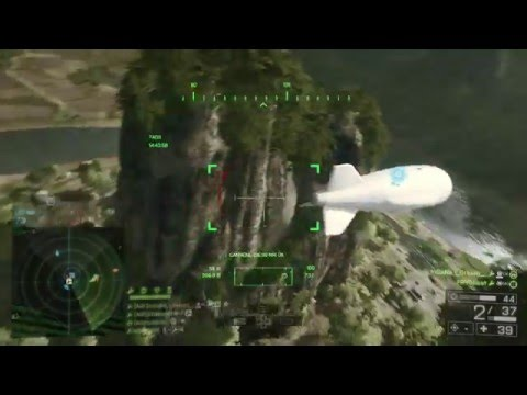 Battlefield 4 - Air Superiority - Guilin Peak - [25-11-2015]