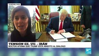Informe desde Teherán: ¿fin de la diplomacia entre EE. UU. e Irán?
