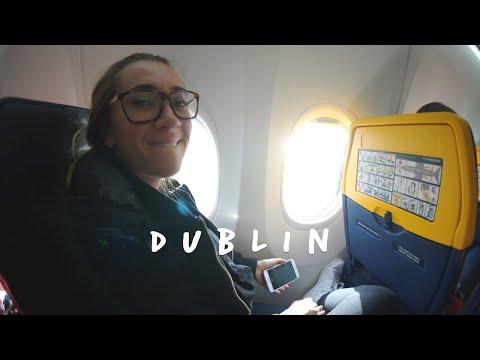 Cheguei em Dublin! | Diário de Intercâmbio Ep #13